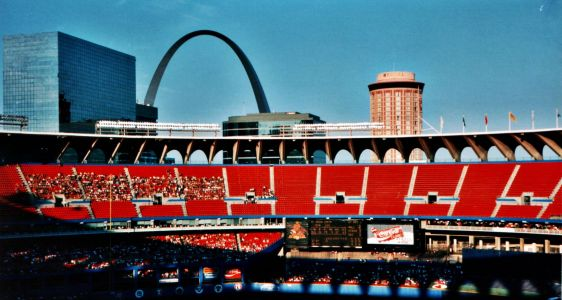 St.Louis: Busch Stadium