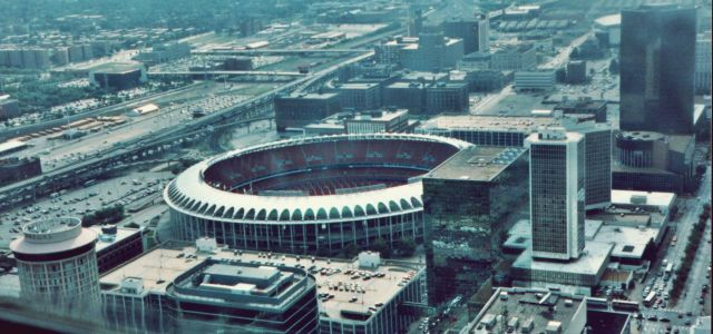 St. Louis: Stadion