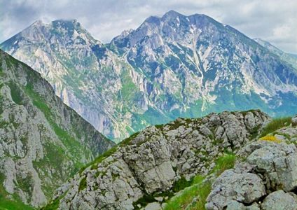 Sutjeska - Maglic