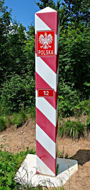 Dreiländereck Ukraine-Slowakei-Polen