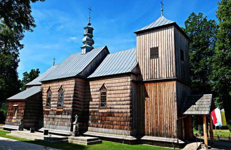 Holzkirche bei Sanok