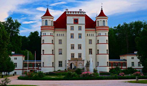Zamek Staniszow