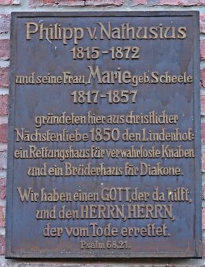 Neistedt Nathusiushaus