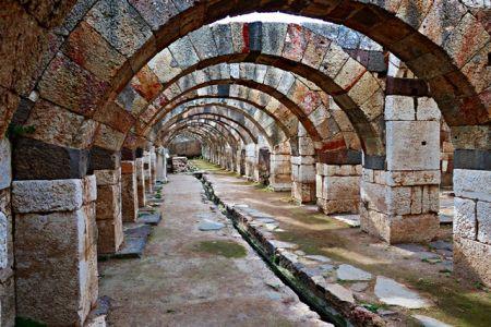 Izmir - Ausgrabungen