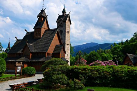 Wang-Kirche