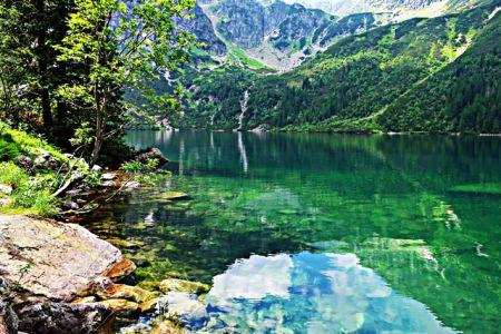 Fünf-Seen-Wanderung
