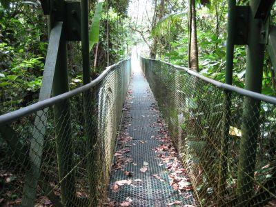 Costa Rica: Tirimbina Lodge