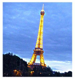 Tour Eiffel_nachts