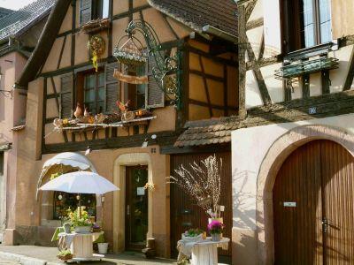 Turckheim: Romantisches Ortsbild