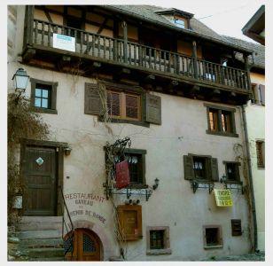 Turckhei: Mittelalterliches Stadtbild