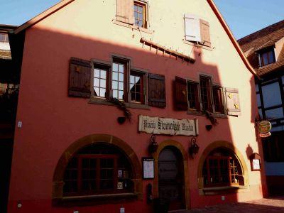 Turckheim: Winstub