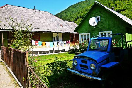 Wanderung: Deutsch-Mokra