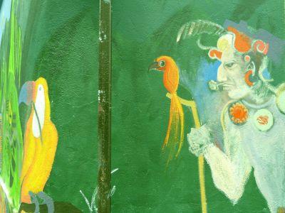 Wandmalerei_Montparnasse