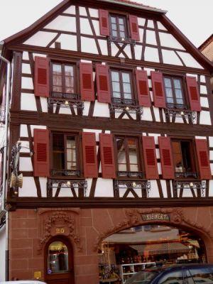 Wissembourg: Auf dem Weg nach Hause gibt es noch einen Halt in Wissembourg