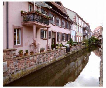 Wissembourg: An der Lauter
