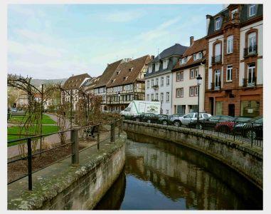 Wissembourg: An der Lauter_2