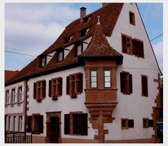 Wissembourg: Quartier du Bruch