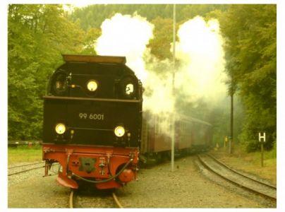 Bahnhof Mägdesprung