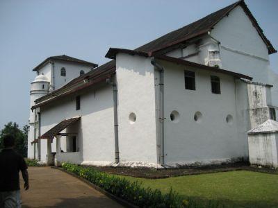Kirche 3 - Old Goa