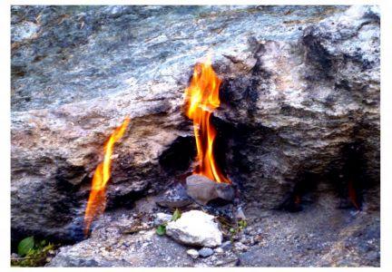 Die ewigen Flammen