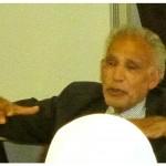 Karam Khella - Der Vortragende des Abends