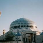 "Die ""blaue"" Moschee Jordaniens"