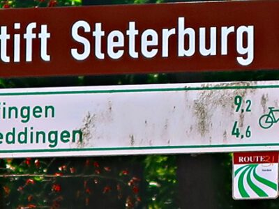 Corona diary: Visiting Stift Steterburg