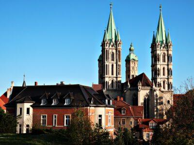 Corona diary: Naumburg and the Saale-Wein-Weg