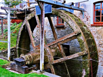 Corona-diary: The mill hiking trail close to Naumburg
