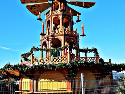 Corona-diary: The Mini-Christmas markets have gone