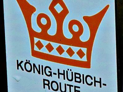 Corona-diary: King Hübich and the roast pork
