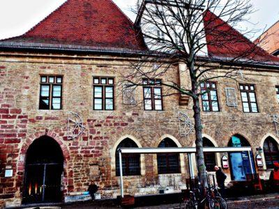 (Deutsch) Corona-Tagebuch: Ein Nachmittag in Jena