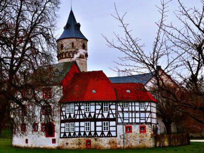 Corona diary: Castle Oelber am weißen Wege