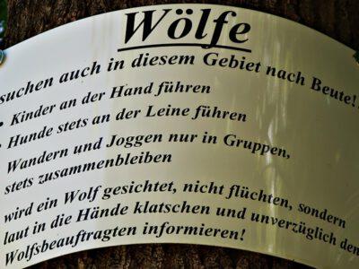 (Deutsch) Corona-Tagebuch: Der Wolfi geht um!