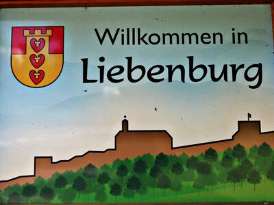 The hybrid castle of Liebenburg