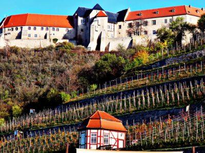Corona diary: Blütengrund and castle magic