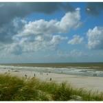 Ein Tag am Strand von Nes